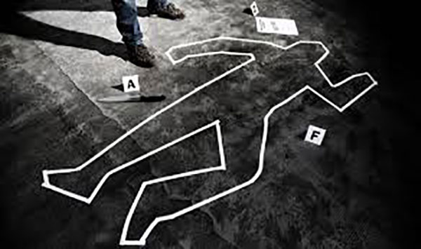 National, Delhi, Murder