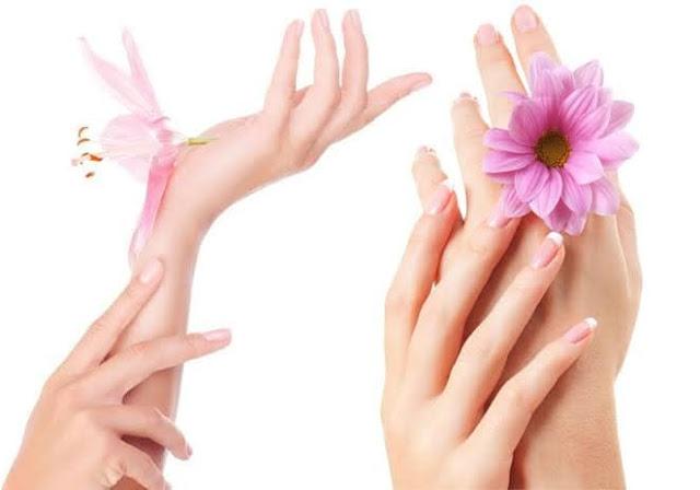 6خطوات لحماية يديك من جفاف الشتاء