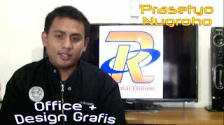Prasetyo Nugroho– Paket Office Excel dan Desain Grafis