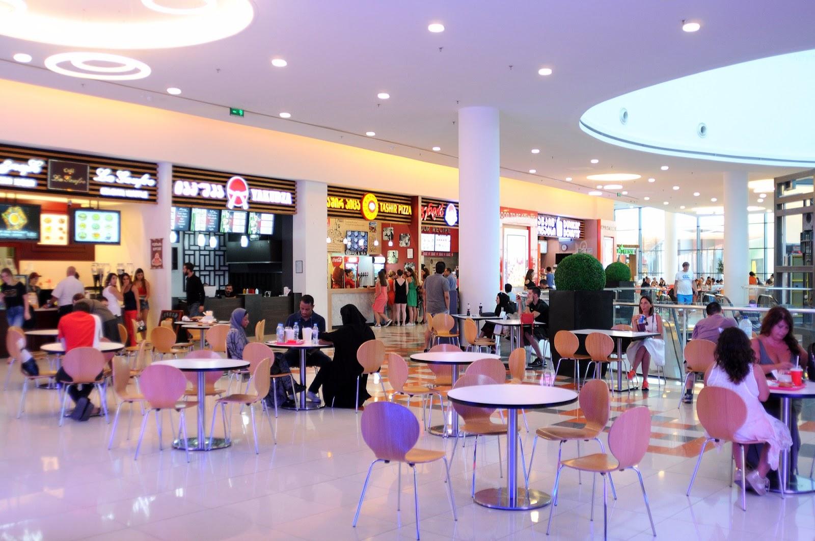 التسوق في مدينة تبليسي _ السياحة في جورجيا