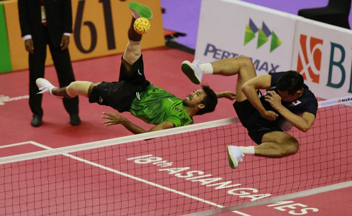 Jadwal Hasil Pertandingan Final Asian Games 1 September 2018 Sepak Takraw