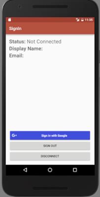 androidxu-google-sigin