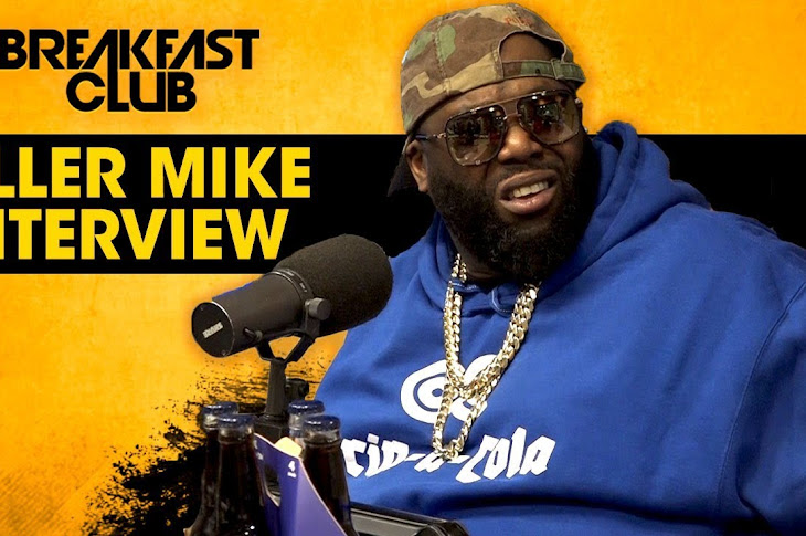 Killer Mike Gets Into A Heated Exchange With DJ Envy