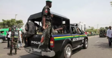 Nigerian Police confirmed story