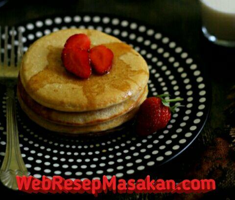 Pancake oatmeal, Resep Pancake Oatmeal, Cara membuat pancake oatmeal,