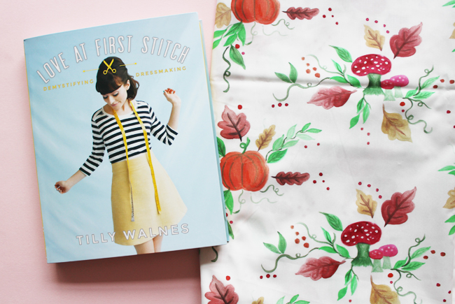Design Your Own Fabric with Spoonflower