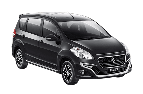 NEW ERTIGA DREZA COOL BLACK
