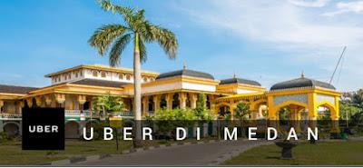 Istana Maimun - Uber di Medan