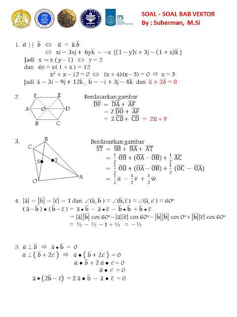 Bocoran Soal Un Matematika Smp 2016