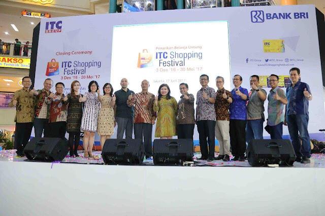Penutupan ITC Shopping Festival 2017