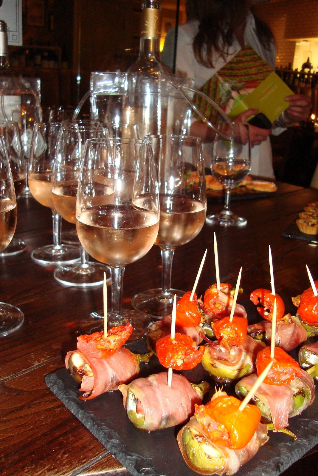 Wine Food And Other Pleasures Ros 233 De Provence A