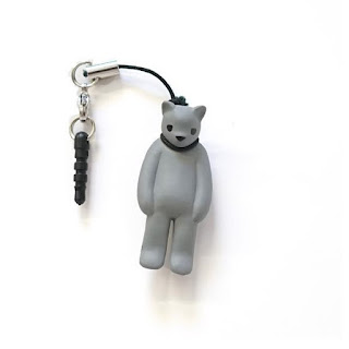 San Diego Comic-Con 2016 Exclusive Grey Hung Zipper Pull by Luke Chueh x Munky King