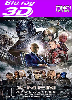 X-Men: Apocalypse (2016) 3D Full SBS
