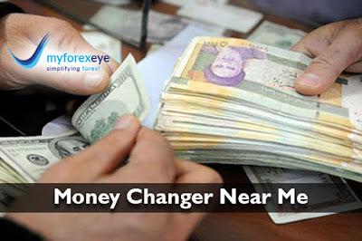 Money changer near me