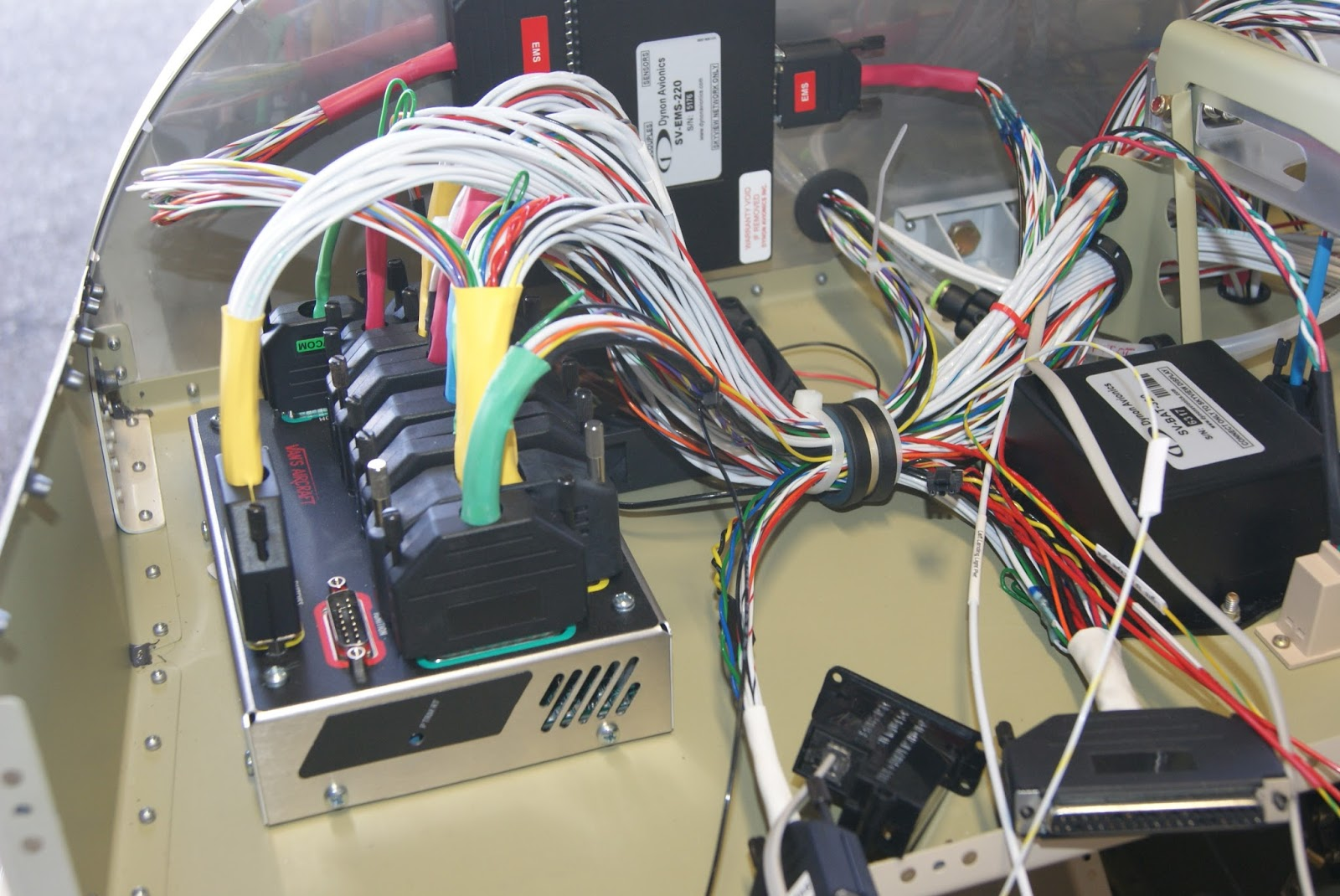 Avionics Wiring Harness - Wiring Diagrams