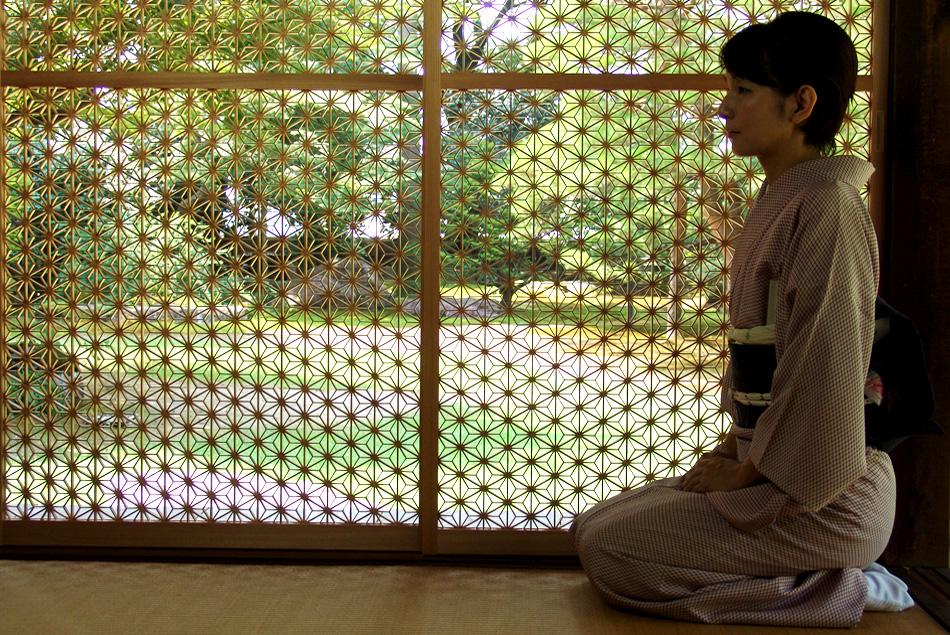 Kumiko Pattern Architectoid