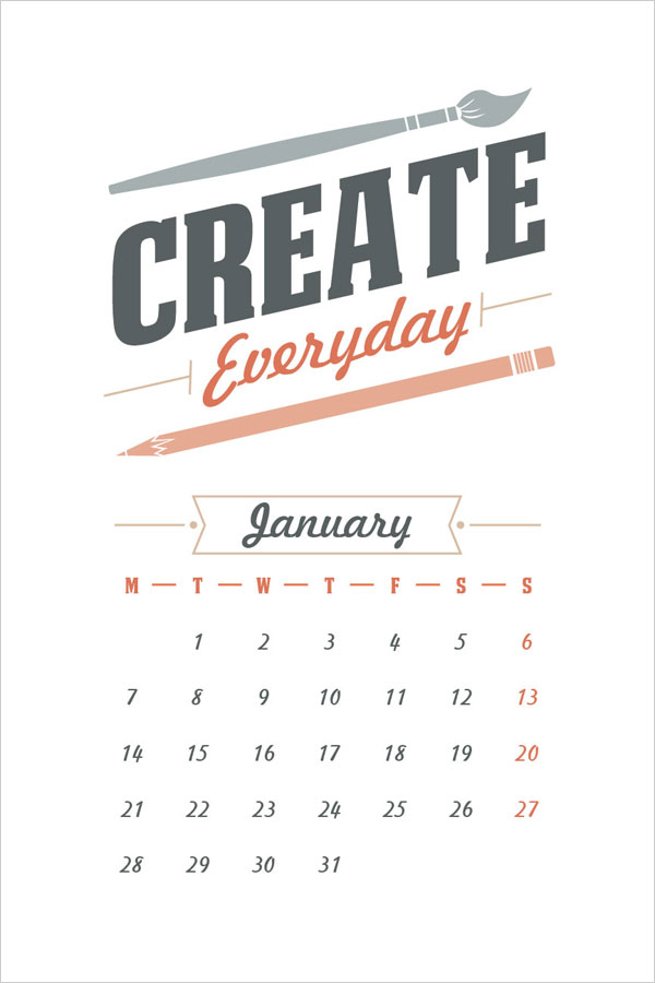 Free Printable Calendars For 2013 Crafting In The Rain