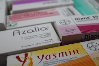 Toma incorrecta da pílula contraceptiva
