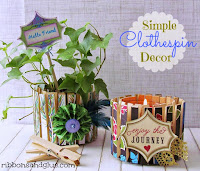 Recycled can craft tutorial