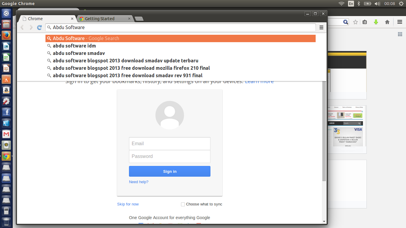 Google Chrome Stable 35.0.1916.114 For Ubuntu [Deb] 44 MB With Crack