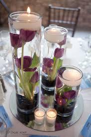 Centros de Mesa, Flores Sumergidas