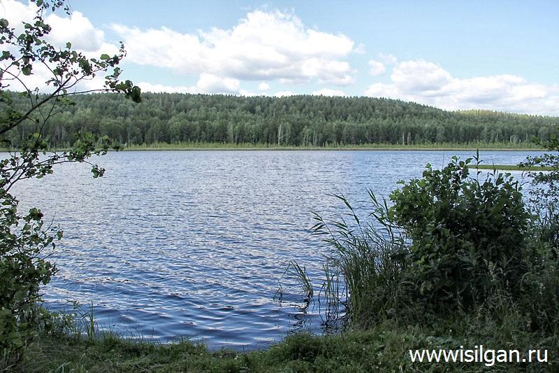 Озеро Шуворино. Челябинская область