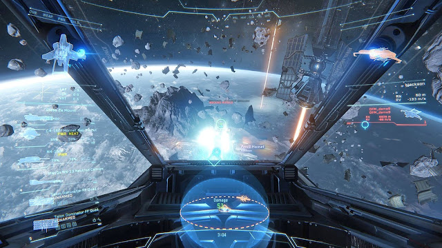 top 7 high graphics games star citizen