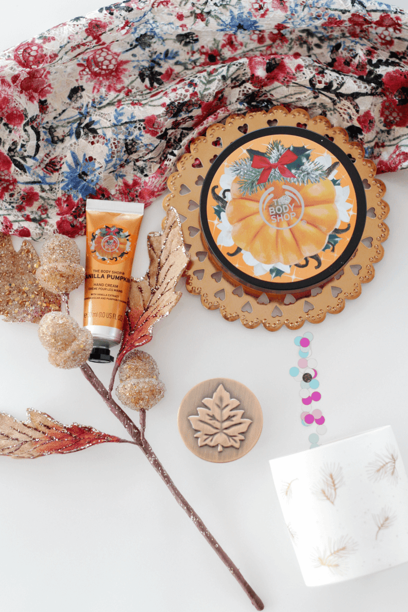 The Body Shop Vanilla Pumpkin Review