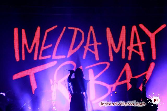 Azkena, Rock, Festival, 2016, Vitoria, Música, Imelda May