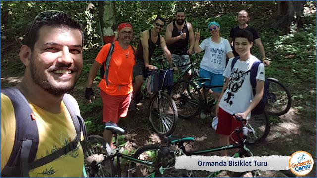 Ormanda-Bisiklet-Turu