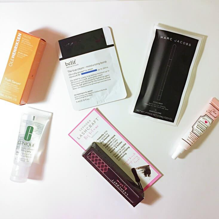 Play! by Sephora September 2018 products