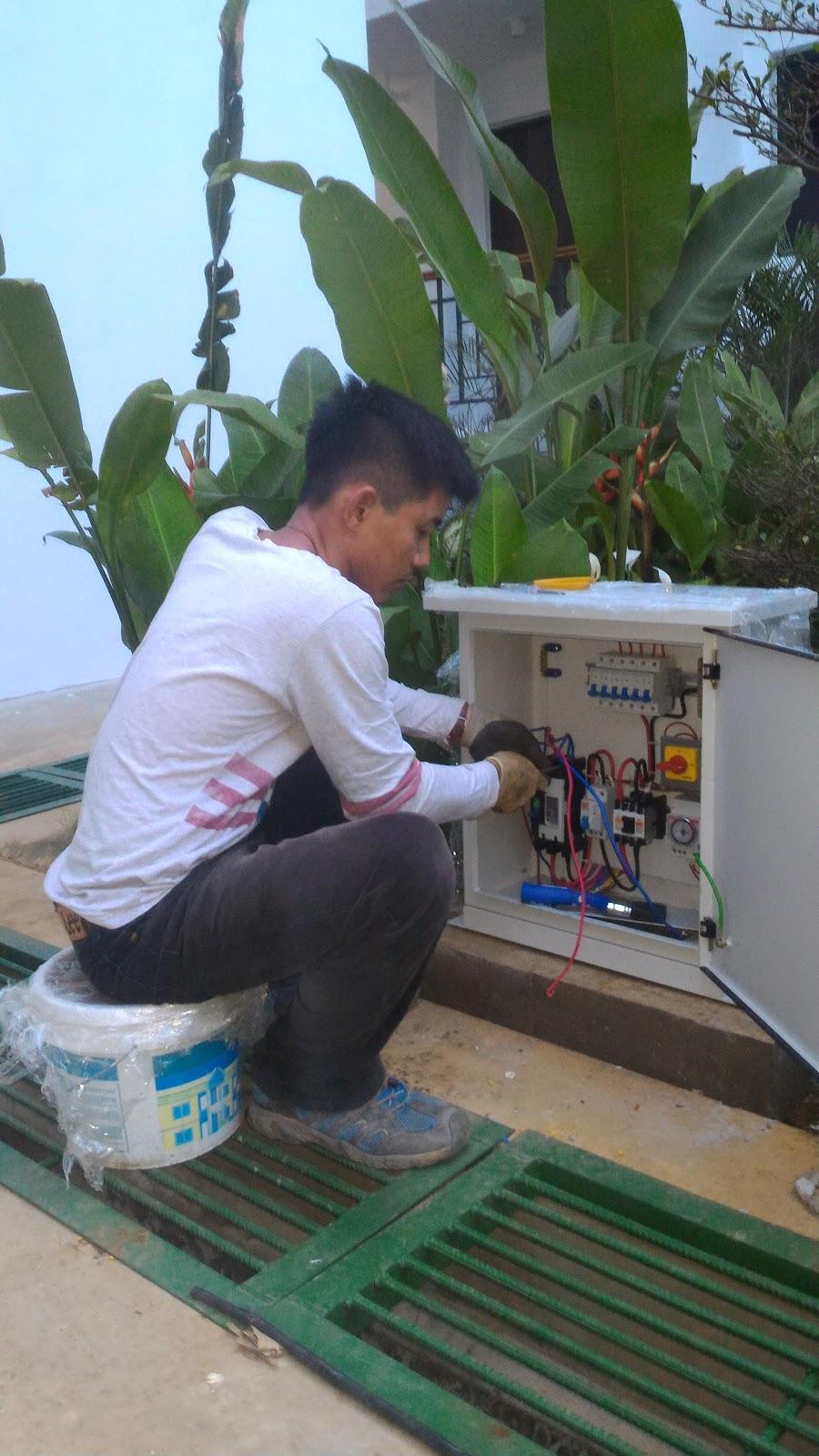 Kontraktor Elektrik Kuantan Pahang