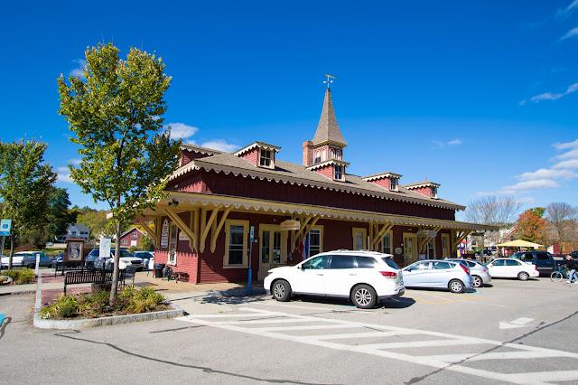 Wolfeboro-Stazione dei treni