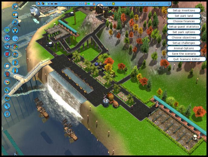 Rollercoaster tycoon 2 scenario downloads