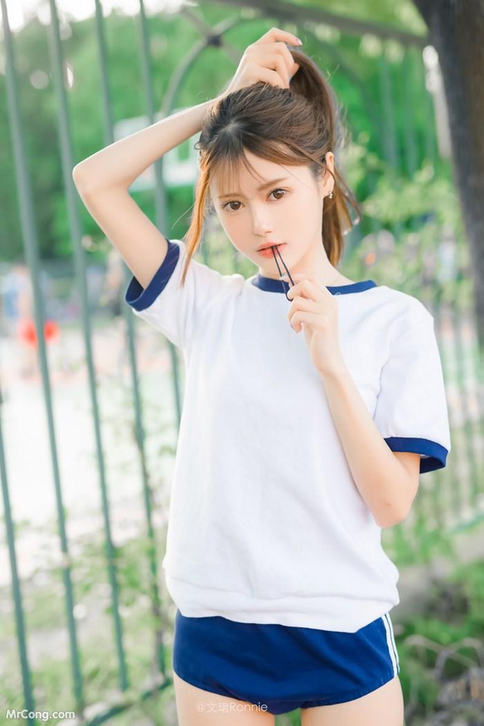 Image School-girls-by-Ronnie-MrCong.com-013 in post Những cô nàng nữ sinh xinh đẹp mê mẩn người xem chụp bởi Ronnie (96 ảnh)