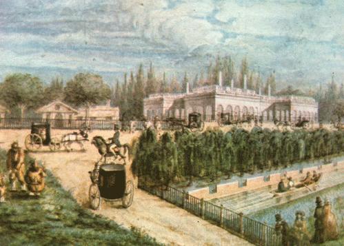 Buenos-Ayres: Palermo de San Benito, origen de su nombre