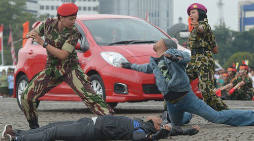 Peringkat Kekuatan Militer Seluruh Dunia Terbaru