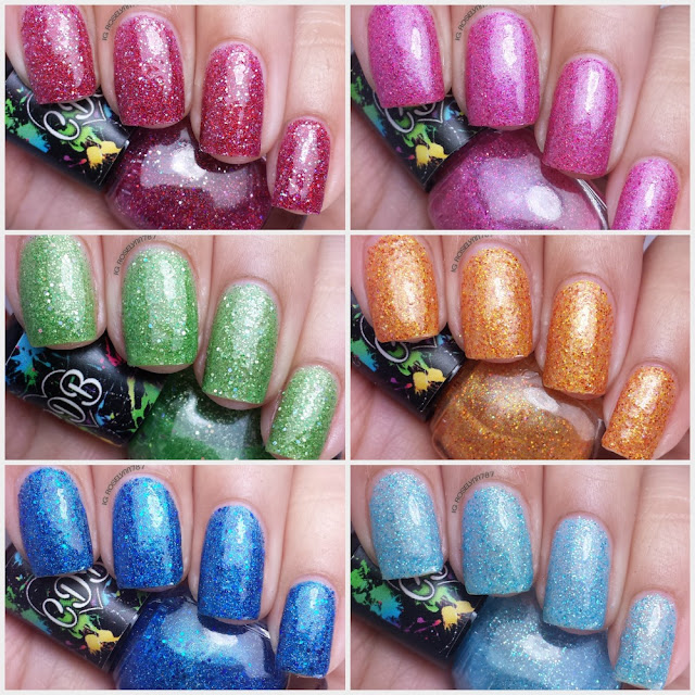CDB Lacquer - Birthstone Collection