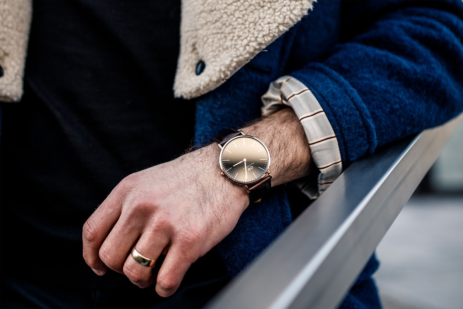 Romilikes hodinky Daniel Wellington