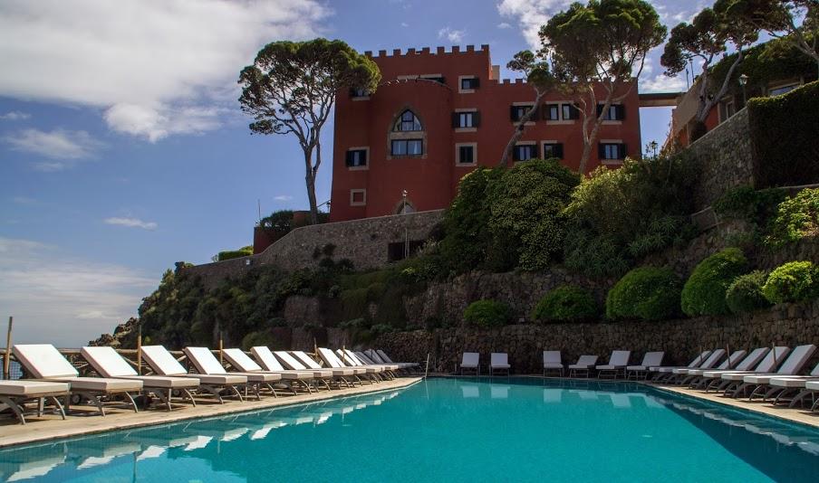 Mezzatorre Resort & Spa Pool and Tower Ischia