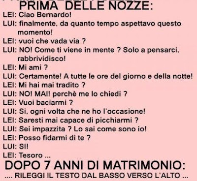 Frasi Matrimonio In Crisi.La Crisi Del Settimo Anno