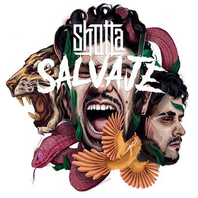 Resultado de imagen para Shotta - Salvaje (2018)(MEGA)
