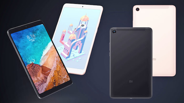 Xiaomi Mi Pad 4 Android Tablet With Snapdragon 660 Chipset