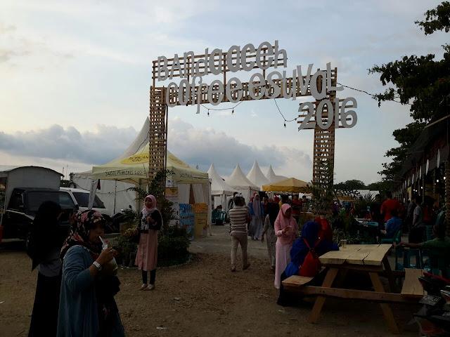 Aceh Culinary Festival (ACF) dan Banda Aceh Coffee Festival