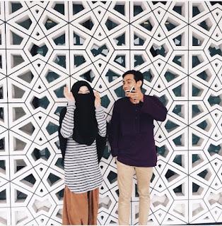Farah Fakhira & Effy Aizat