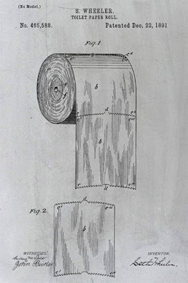 Cuál es la manera correcta de colgar el papel higiénico?