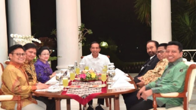 Resmi, Jokowi Sudah Pilih Cawapresnya! Siapa?