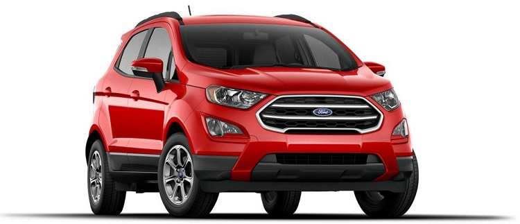 Ford Outs New EcoSport; Price Starts at Php918,000