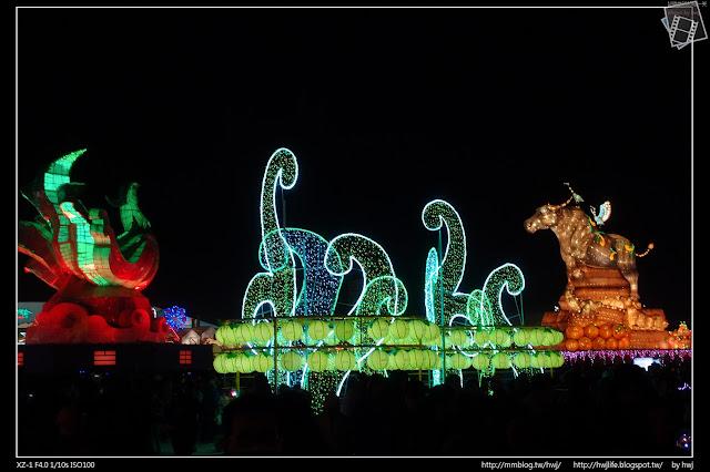 2017-02-12雲林虎尾-2017台灣燈會在雲林-虎尾燈區-北港燈區