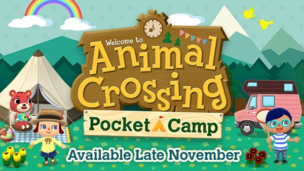 Animal Crossing mobile game by Nintendo really seems like a blast